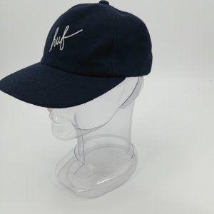 Huf Wool Baseball Cap Adjustable